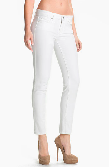 Paige Denim Skyline Ankle Peg Skinny Jean.