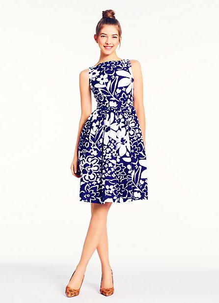 Kate Spade Tanner Dress.