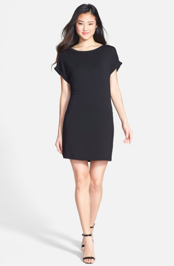 Tart Irena Short Sleeved Jersey Shirt Dress via Nordstrom.