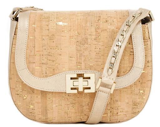 Kathleen Cork Crossbody Bag.
