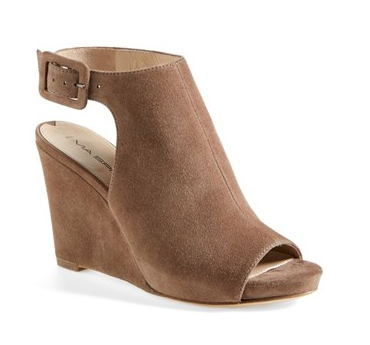 Via Spiga Jaffa Wedge Sandal, $149.90. {reguarly $225}