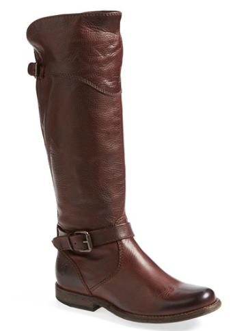 Frye 'Phillip' extended calf Riding Boot