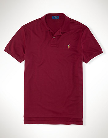 PIma Cotton Interlock Ralph Lauren Polo