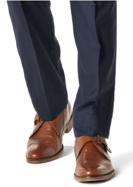 The Ideal Pant Short break : J. Hilburn