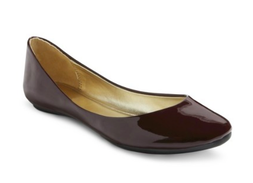 Xhilleration Ballet Flats via Target, $16.99. {Available in multiple colors.}