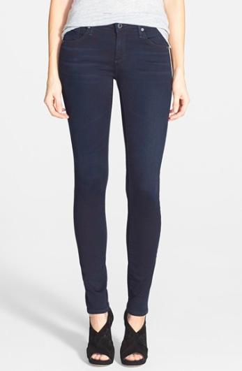 AG Legging Jeans via Nordstrom.
