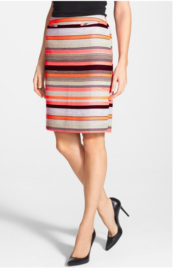 Halogen Pencil Skirt.