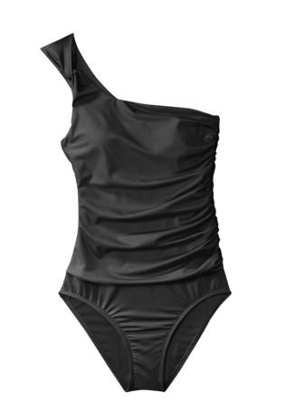 Target Clean Water Women's One Shoulder Suit, $39.99.