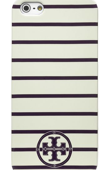 Tory Burch iPhone Case, $50.