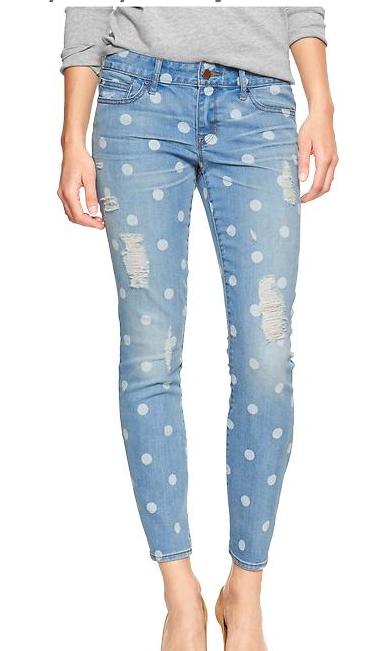 Gap Always Skinny Jeans, $69.95.