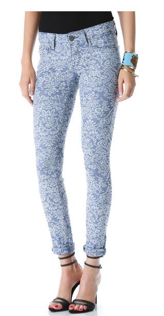 Paige Denim Verdugo Skinny Jeans, $152.