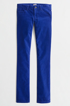 J.Crew Factory Straight and Narrow cord.