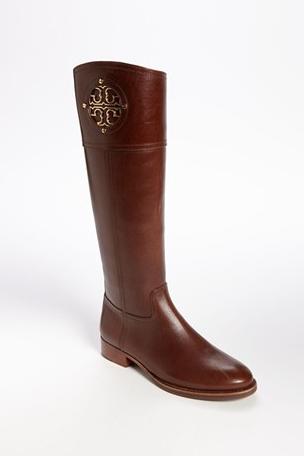 Tory Burch Kirnan Boot, $331.65. {Reg. $495}