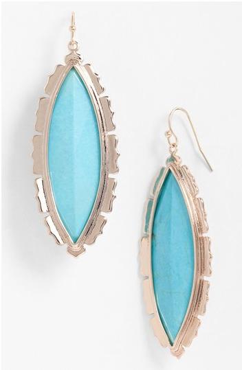 Kendra Scott Joelle Earrings, $33.98. {Reg. $68.}