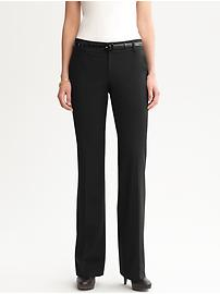 black pants - BR