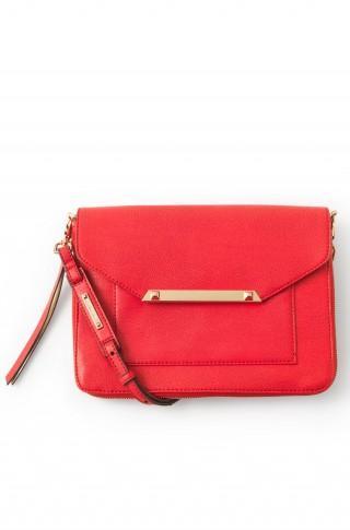 red - stella bag